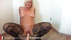 Sexhungrige Polnische Blondine