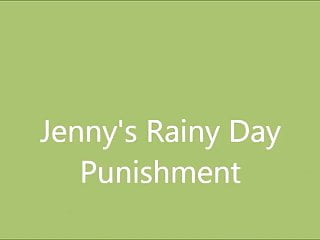 100 free porn video preview - Free preview: jennys rainy day punishment