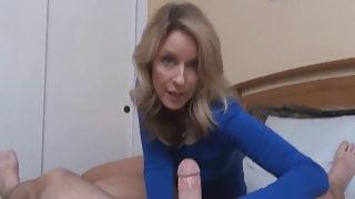 Sexy STEPMUM Lesson