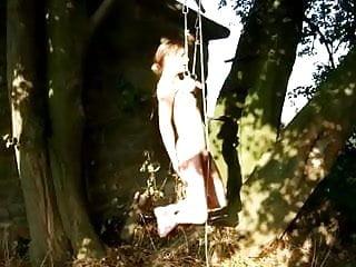 Tit hanging movies Tit hanging slave