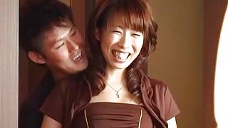 Big tits wife Shizuku Natsukawa - More at hotajp.com