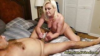 Ms Paris Rose Pee Play Foreplay with Oral Satisfaction
