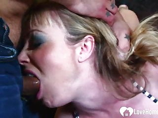 Dick stay rock - Wife enjoys some rock solid dick in her