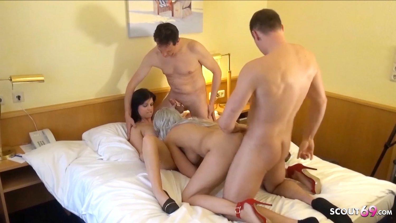 Pärchen Sex