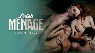 Celebrity MENAGE Volume Five