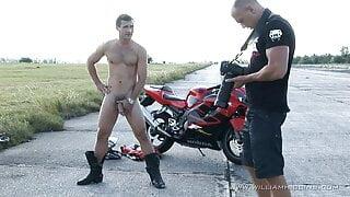 Jan R - Biker shooting
