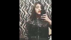 Tik tok star minahil Malik leaked video