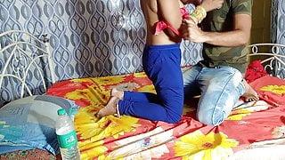 Teacher Ne Student Ko Uski Shadi Ke Baad Choda Ghar Jakar