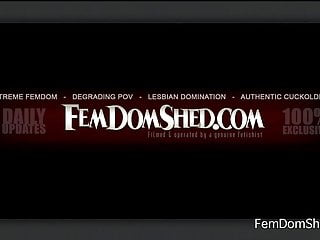 Femdom face punching Punch bag - femdom - belly punching