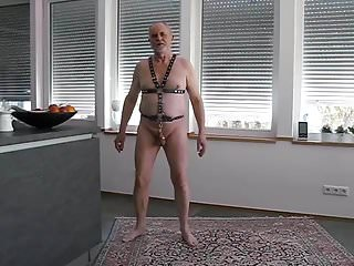 Cock and ball orture stories - Severe cock and ball whipping with dressing whipp by my lady