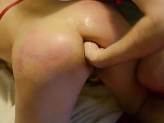 Penis sounds videos The slut trying hard to get her anal fisted. great sound