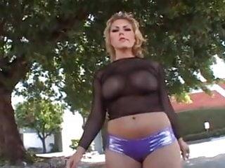 Velicity in sexy velicity Street whore velicity fucks two big black cocks