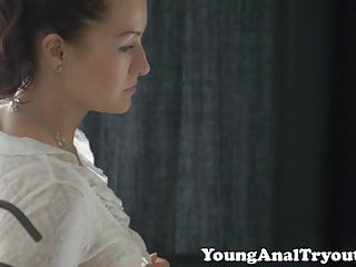 Anal teen tryouts download - Young anal tryouts - olya takes a hard anal pounding