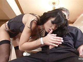 Business women fucking women Business women suzie fuck at anal dp foursome with big dick