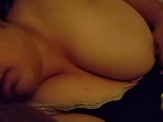 To make a huge cum - Pinay huge tits wife busty bing in how to make big nipples
