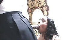 Ebony Girl Carmen Haze Trying Some Dark Dick From Lex Steele