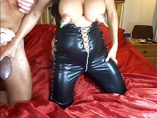 Milf muscle x Mommy pvc x