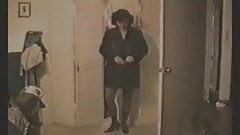 Interracial Amateur in Black Stockings