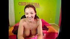 Christina Models In Pink 2