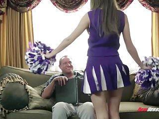 Big on small sex Riley reid fucking her step dad