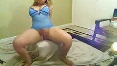 CUKEGIRL Big Shemale Monica Posing No Porno