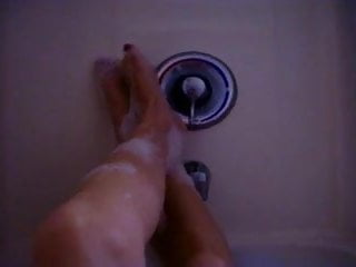 Teen boys in showers Shave my legs with your cum, cuck boy mistress illusion