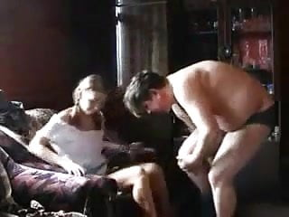 Russian dad fucks daughter - Sr daddy gets his way with his sweet daughter
