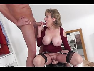 Asian ls model Ls blasted with facial while riding a sybian