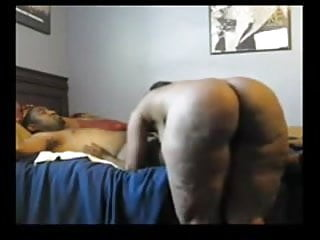Sexy botty Big african botty ridding cock