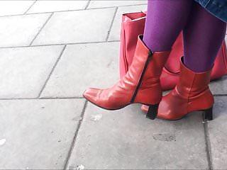 Shoe fetish bondage Shoe fetish - red shoe diaries