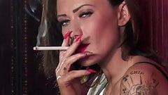 Cigarette Tease