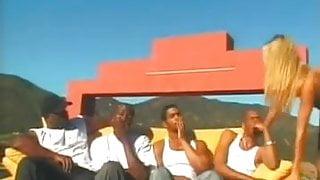 ashley long gangbanged by blacks