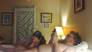 BBW Grandma Makes a Porno