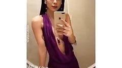 Lena dacing like a slut