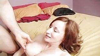Slut MILF Abigail gets herself fucked nice and hard