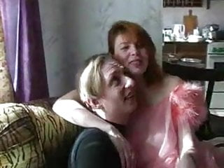 Young housewife nude - Russian mature housewife and young guy