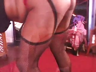 Big black ass for Big black ass vs. big black cock