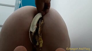 Anal insertion - 06