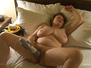 Matures and vibrators Mom cums squirts bonus orgasm by marierocks