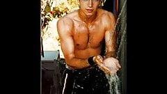 Hayden Christensen torse nu shirtless