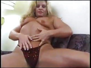 Bodybuilder clit video Anal bodybuilder women