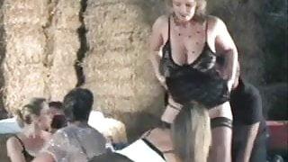 Big Tit Wife Interracial Gang Bang