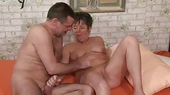 Chubby Milf In Steamy Sex