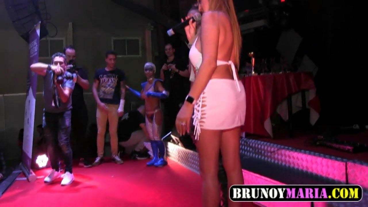 Actrices Salón Porno 2017 casting porno brunoymaria salon erotico de murcia 2018