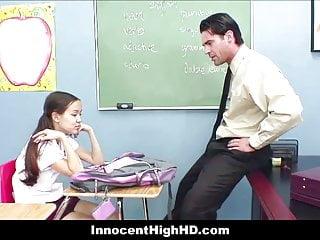Teen fucked by teacher Tiny young asian high school teen fucked by teacher