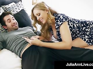 Ann coulter fake nude - Hot step mother julia ann gets nude naughty with step son