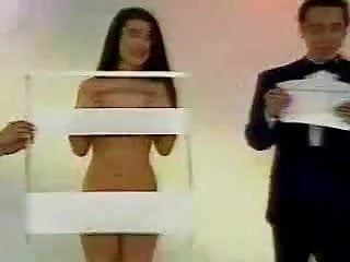Strip that fat program feedback - Vintage japanese tv program