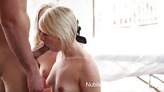 Nubiles Casting - Creampie cutie wants to be a pornstar