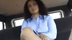 Analna przygoda mamy: brazylijska ruda dojrzała mamuśka Barbara