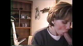 Girlfriend Blow Job and riding dick